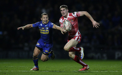 Leeds Rhinos v Wigan Warriors engage Super League