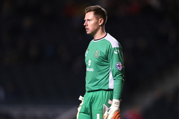 Milton Keynes Dons v Chesterfield - FA Cup Second Round