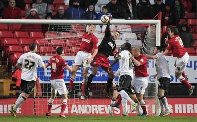Charlton Athletic v Ipswich Town - npower Football League Championship