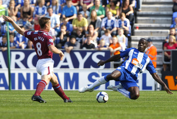 Wigan Athletic v West Ham United Barclays Premier League