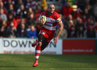 Gloucester Rugby v Newport-Gwent Dragons LV= Cup Semi Final