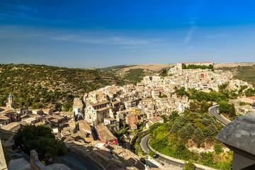 Italy, Sicily, Ragusa district, Val di Noto, Ragusa