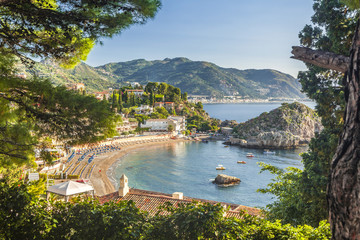 Italy, Sicily, Messina district, Taormina