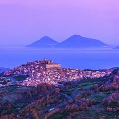 Italy, Sicily, Messina district, Montalbano Elicona