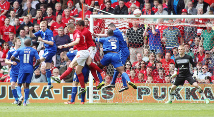 Nottingham Forest v Leicester City - npower Football League Championship