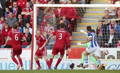 Aberdeen v Real Sociedad - UEFA Europa League Third Qualifying Round Second Leg