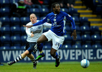 Preston North End v Leicester City npower Football League Championship