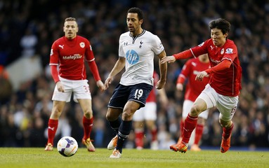 Tottenham Hotspur v Cardiff City - Barclays Premier League
