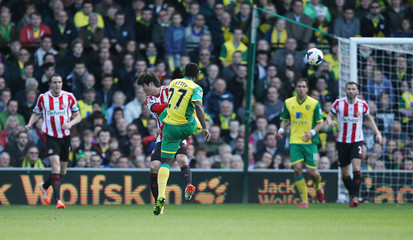 Norwich City v Sunderland - Barclays Premier League