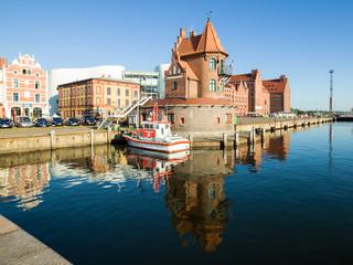 Altes Lotsenhaus in Stralsund
