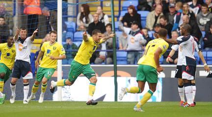 Bolton Wanderers v Norwich City Barclays Premier League