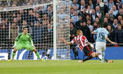 Manchester City v Sunderland - Capital One Cup Final