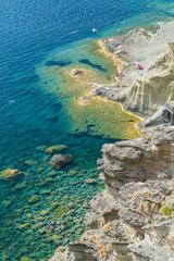 Italy, Sicily, Messina district, Aeolian islands, Salina