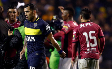 Football Soccer - Boca Juniors v Independiente del Valle - Copa Libertadores