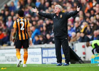 Hull City v Crystal Palace - Barclays Premier League