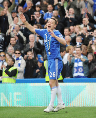Chelsea v Wigan Athletic Barclays Premier League