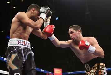Amir Khan v Danny Garcia WBA, WBC & The Ring Magazine Light-Welterweight Title's