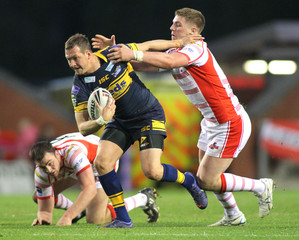 Leigh Centurions v Leeds Rhinos Carnegie Challenge Cup Quarter Final