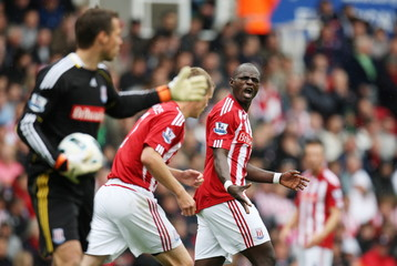 Stoke City v West Ham United Barclays Premier League