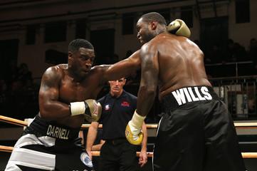 Great Britain v USA - Prizefighter International Heavyweights