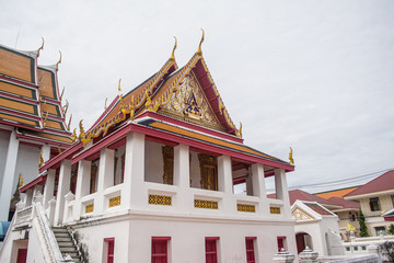 Wat Kalayanamitr is a Buddhist temple in Bangkok, Thailand. The temple is located on the Thonburi bank of the Chao Phraya River.