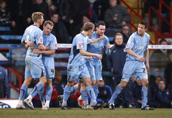 Crystal Palace v Coventry City Coca-Cola Football League Championship