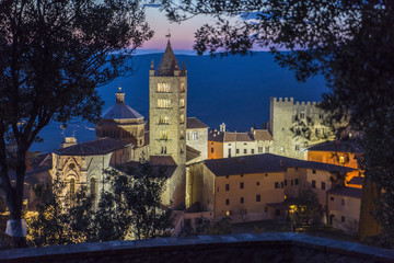 Italy, Tuscany, Grosseto district, Maremma, Massa Marittima