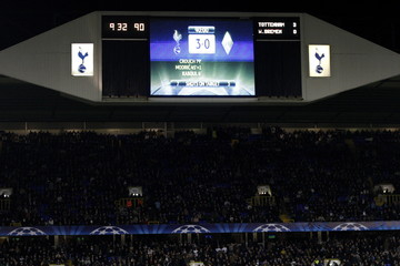 Tottenham Hotspur v Werder Bremen UEFA Champions League Group Stage Matchday Five Group A