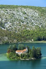 Croatia, Dalmatia, Krka National Park