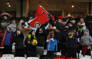 Manchester United v Blackburn Rovers Barclays Premier League