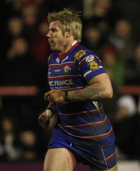 St Helens v Wakefield Trinity Wildcats engage Super League
