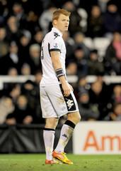 Fulham v Bolton Wanderers Barclays Premier League
