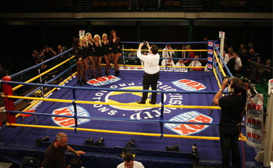 Liam Walsh v Paul Appleby Commonwealth Super-Featherweight Title
