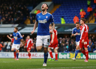 Ipswich Town v Middlesbrough - Sky Bet Football League Championship