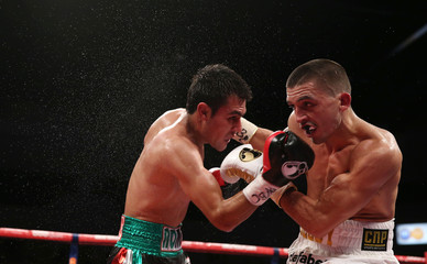 Lee Selby v Romulu Koasicha WBC International Featherweight Title & WBC Featherweight Title Eliminator