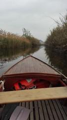 barca nel canale