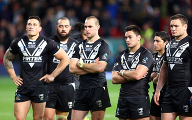 Australia v New Zealand - Rugby League World Cup Final 2013