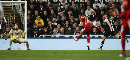 Newcastle United v West Bromwich Albion Barclays Premier League