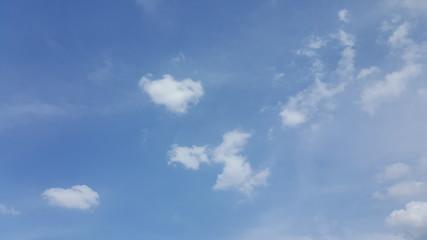 formation de nuages