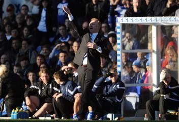 Birmingham City v Stoke City Barclays Premier League