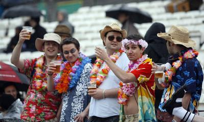 New Zealand v Scotland ICC World Twenty20 England 2009 Group D