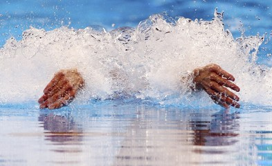Swimming - Men's 200m Individual Medley - Heats