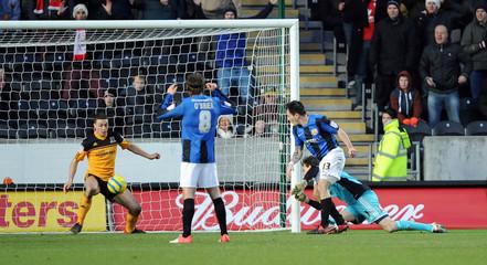 Hull City v Barnsley - FA Cup Fourth Round