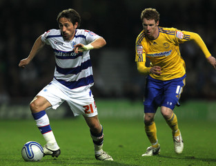 Queens Park Rangers v Derby County npower Football League Championship