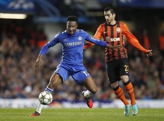 Chelsea v Shakhtar Donetsk - UEFA Champions League Group E
