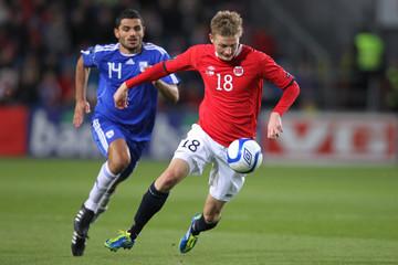 Norway v Cyprus UEFA Euro 2012 Qualifying Group H