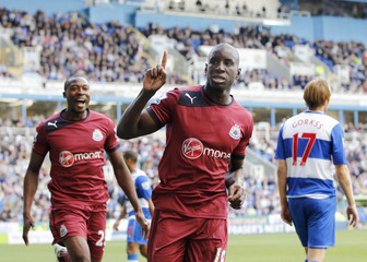 Reading v Newcastle United - Barclays Premier League