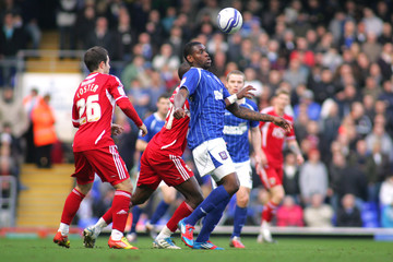 Ipswich Town v Bristol City npower Football League Championship