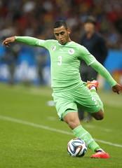 Germany v Algeria - FIFA World Cup Brazil 2014 - Second Round
