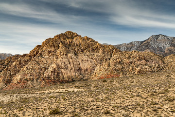 The Colors of the Desert, Red Rock Canyon, Nevada